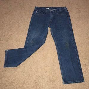 Men's Carhartt work Jeans